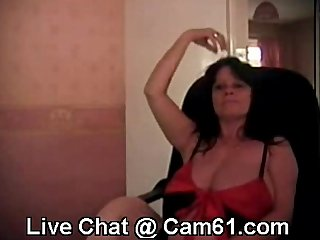 breasty webcam whore with large breasts mature