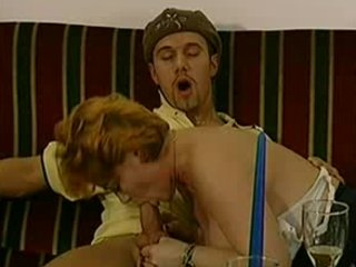 mature red headed german woman loves the jock