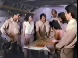 vintage hardcore with chicks servicing military