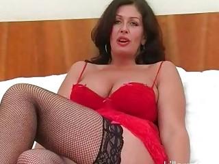 large breasted slut wife copulates darksome hunk