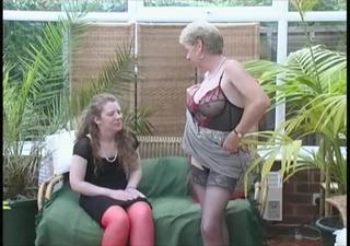 vintage village ladies summer stripping enjoyment