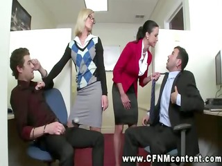 the boss will set this situation straight for her