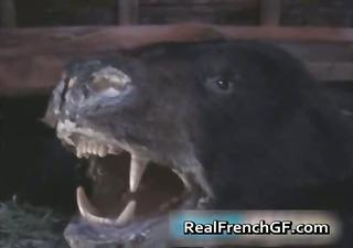 cutie french girlfriend coarse hardon part2