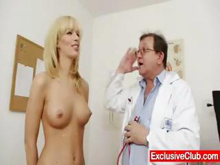 sexy blonde milf bella morgan visits the naughty