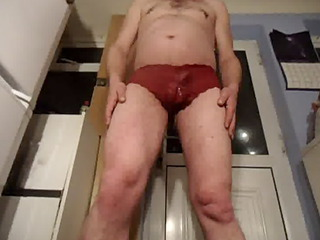 pissing the wifes pants and drinking it is