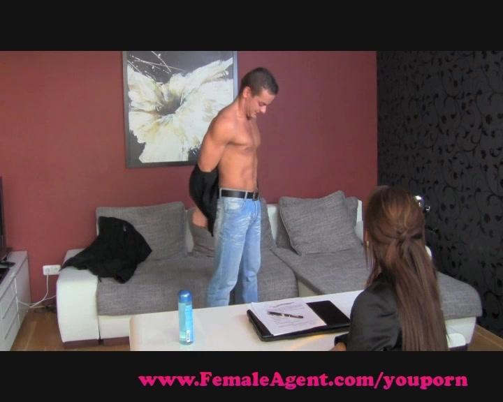 femaleagent. accidental casting creampie