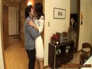 horny japanese older babes sucking