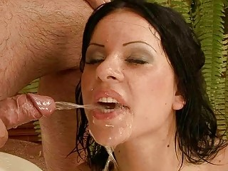 grandpapa fucking and pissing on young hotty