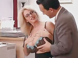 big titted mama with her boss...f115