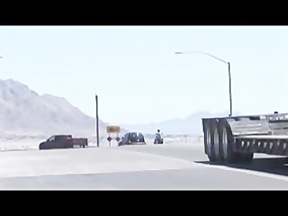 butch bear -- muscle bear truck stop part 0