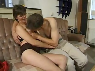 older german couple
