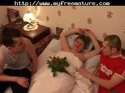 russian mamma gangbanged by snahbrandy mature