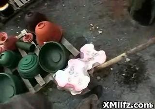 yummy mature drilled alluring hardcore
