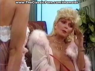breasty older classic golden-haired star gives a