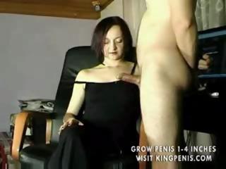 great amateur wife handjob compilation part6