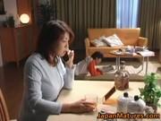 horny japanese mature women sucking