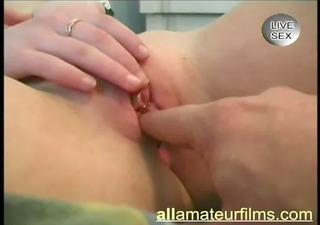breasty blonde dilettante showing pierced bawdy