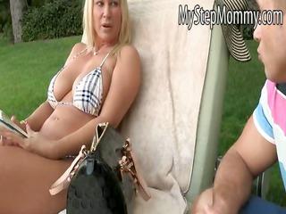 stepmom devon and stepdaughter share bf
