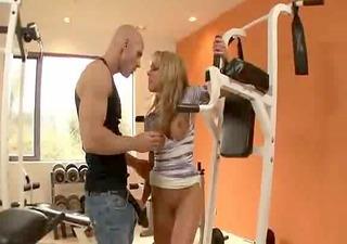 milf shalyas fitness..sf