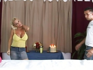 hot busty golden-haired mother i getting a great