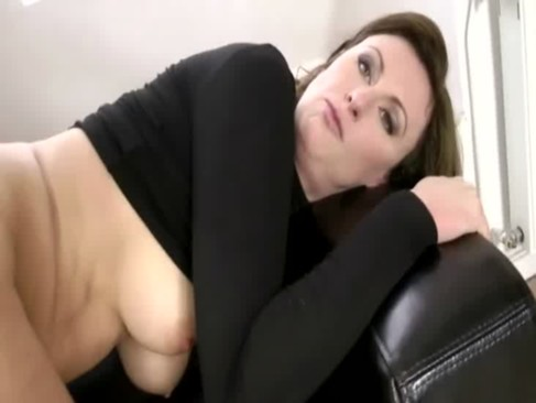 mature european amateur gets a pounding and a