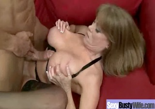 large juggs sexy mommy receive group-fucked
