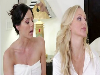 gorgeous milfs julia ann and kendra longing