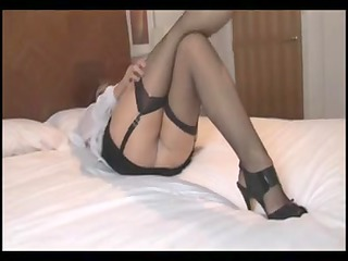 crissy - a sexy aged in nylons