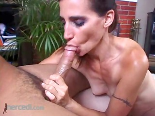 bodybuilder cheri teases and pleases, oral