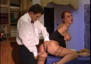 silvia christian - older anal wench