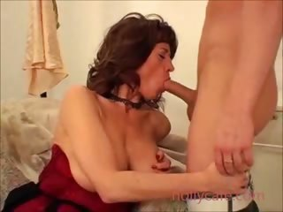 super shaggy box on mother i in great underware
