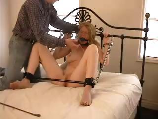 milf bondage with oliver