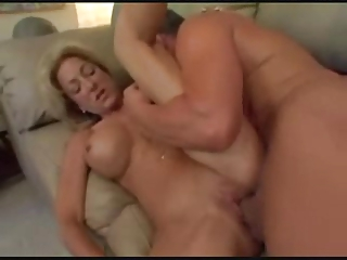 my friends mama shows me her recent titties