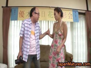 asuka yuki hot mature asian model part4