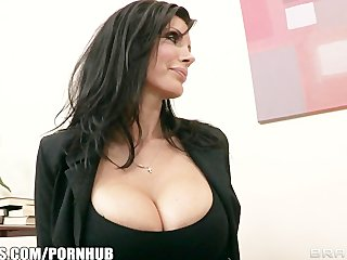 lustful dark brown d like to fuck shay sights