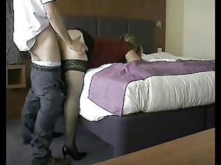 older wife screwed by secret paramour and