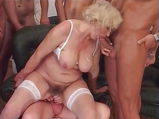 granny norma group-sex