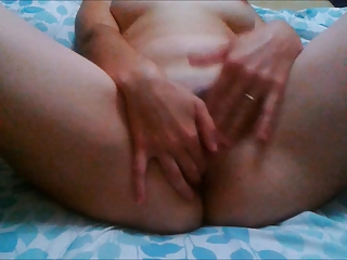 sexy wife fingering