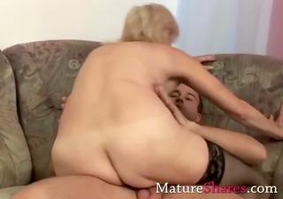 some real hardcore older sex
