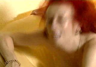 hot older redhead bonks with juvenile neighbour