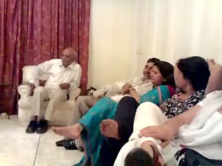 indian older couple intimate mujra