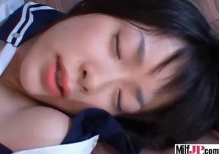 concupiscent asian milf get hot sex act video-58