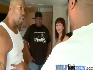 nasty milf acquire screwed hardcore by black dick
