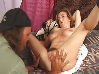 mommy shaving her large snatch
