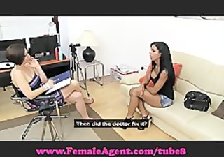 femaleagent. titties to die for