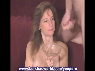 cum slider thick load swallow by this mother i