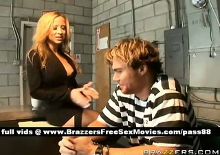 two awesome sluts talk to a prisoner