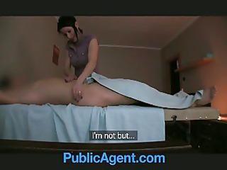 publicagent fucking the masseur mother i