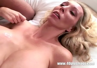 mature dilettante with huge tits
