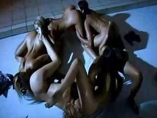 so sexy lesbian milf group sex in bathtub...f17